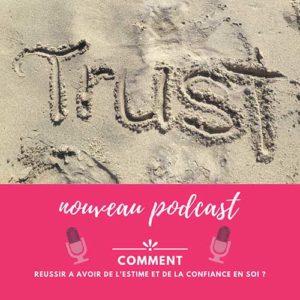 Couverture podcast confiance en soi