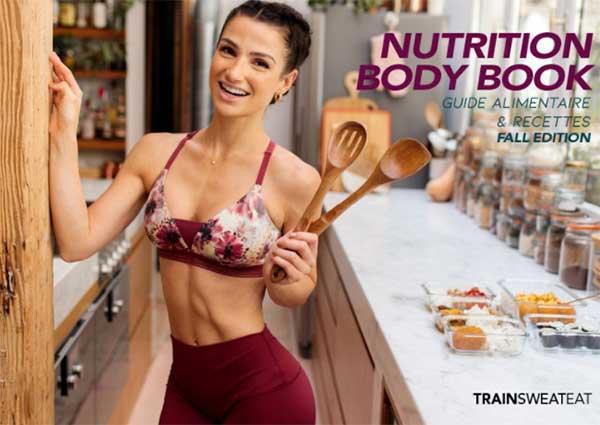 Livre nutrition Sissy Mua